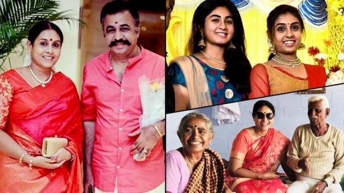 Saranya Ponvannan daughter engagement