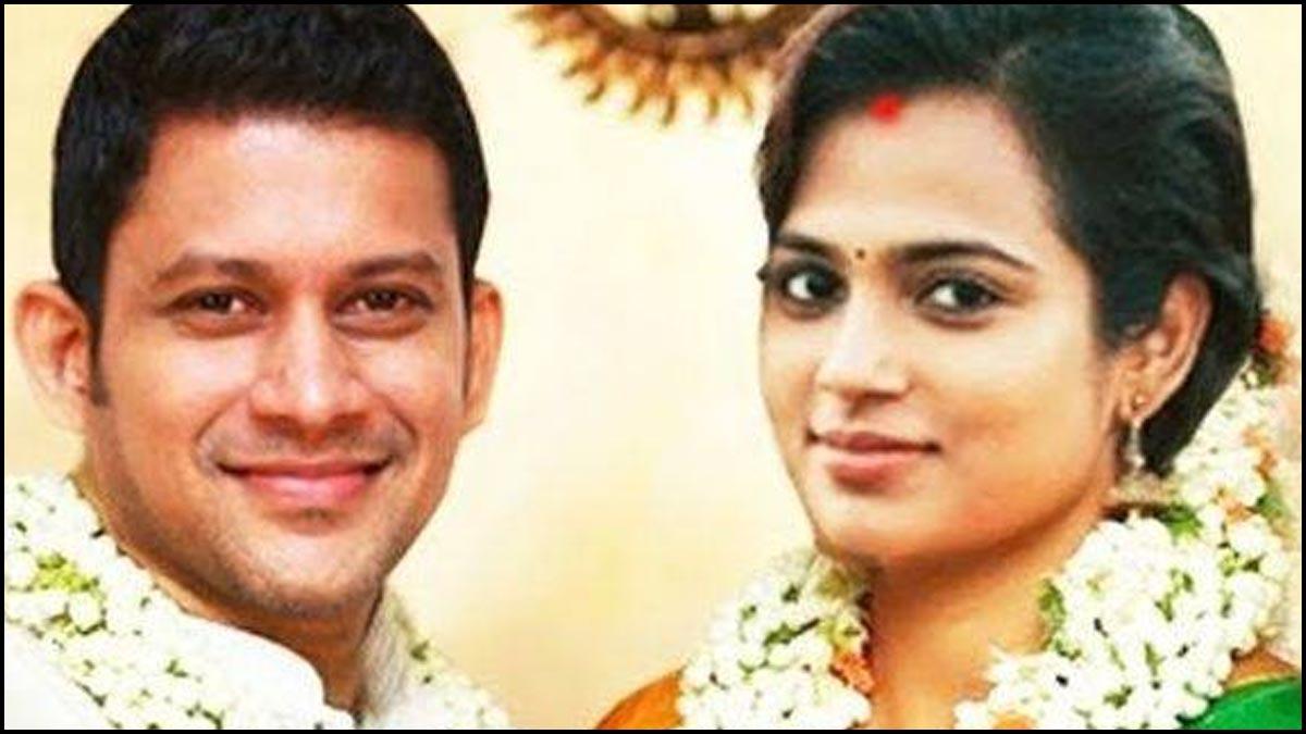 Som Shekar Ramya Pandian marriage