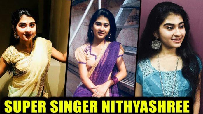Super Singer Nithyashree accident