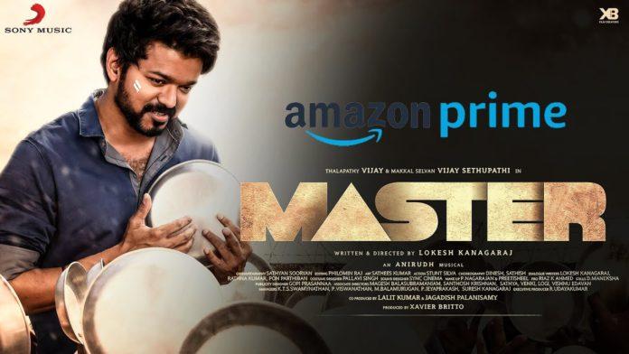 master ott release date final amazon prime video