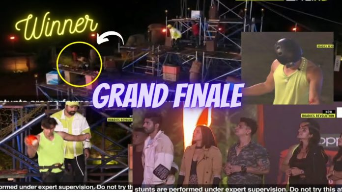 mtv roadies revolution grand finale winner runner up 16th january