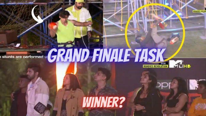 roadies revolution grand finale winner vote out