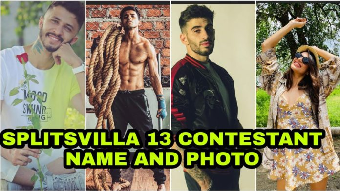 splitsvilla-13-contestants-list-2020