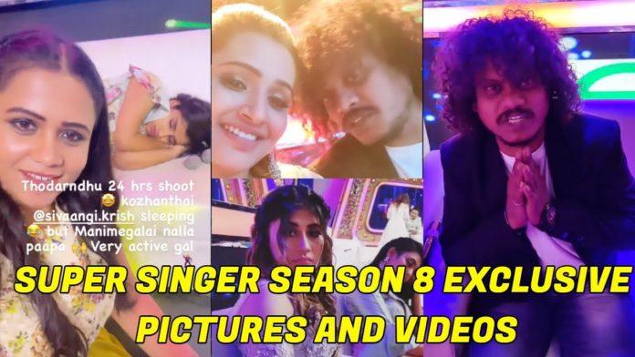 super singer season 8 starting date, contestants, hosts and judges