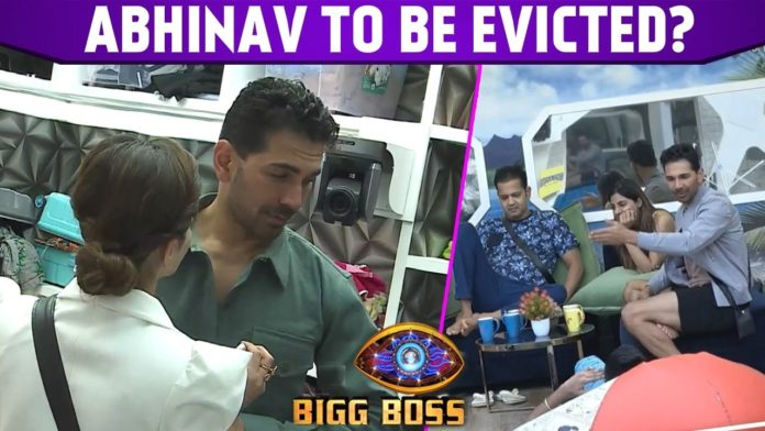 Abhinav Shukla Eviction Bigg Boss 14