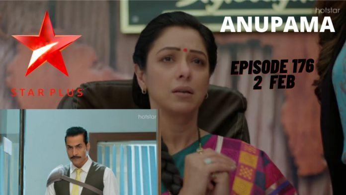 Anupama 2nd February 2021 written update