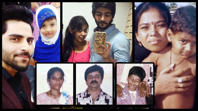 Balaji Murugadoss family