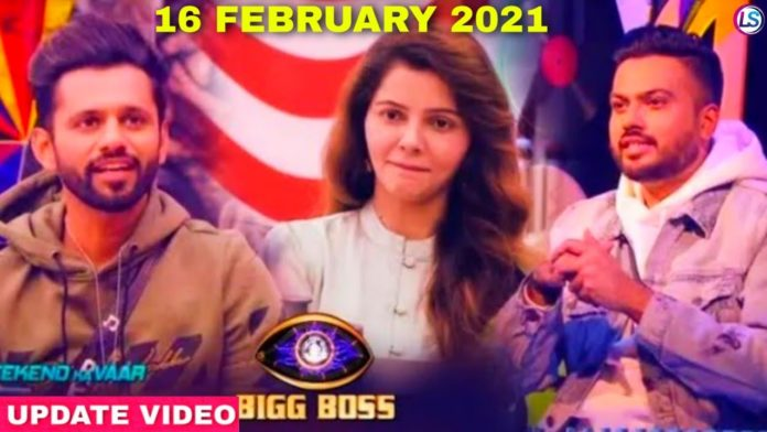 Bigg Boss 14 16 February 2021