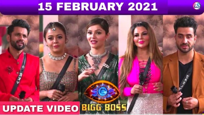 Bigg Boss 14 Feb 15 2021