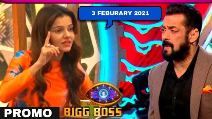 Bigg Boss 14 February 3 2021 Written Update