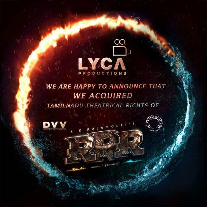 RRR Lyca Productions