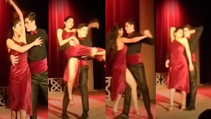 Sai Pallavi Salsa video