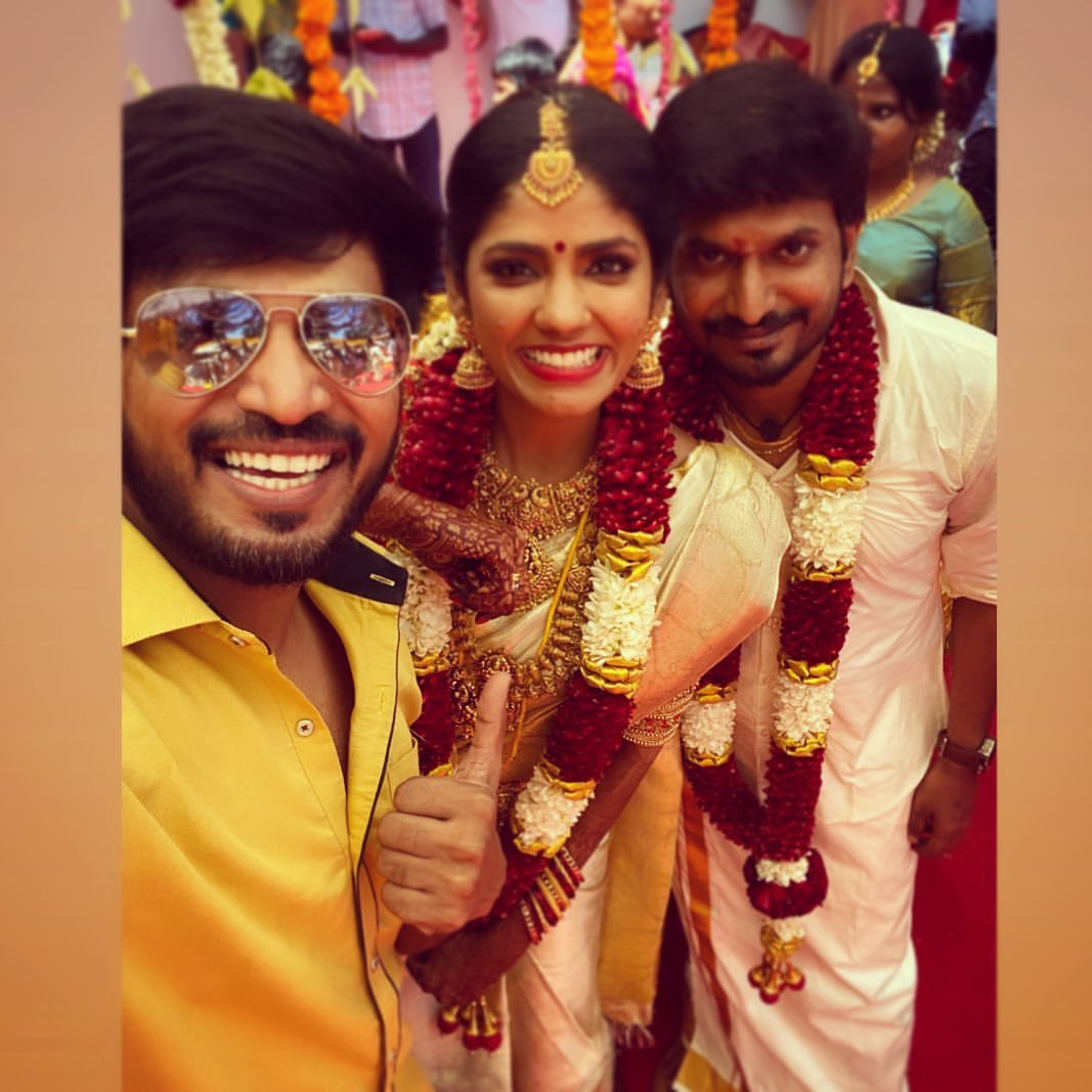 Vj Rakshan S Dance Video From Niranjani Ahathiyan S Marriage Goes Viral On Social Media Thenewscrunch Browse photos, outfit & decor ideas & vendors booked from a real tamil intimate & minimalist wedding in mumbai. marriage goes viral
