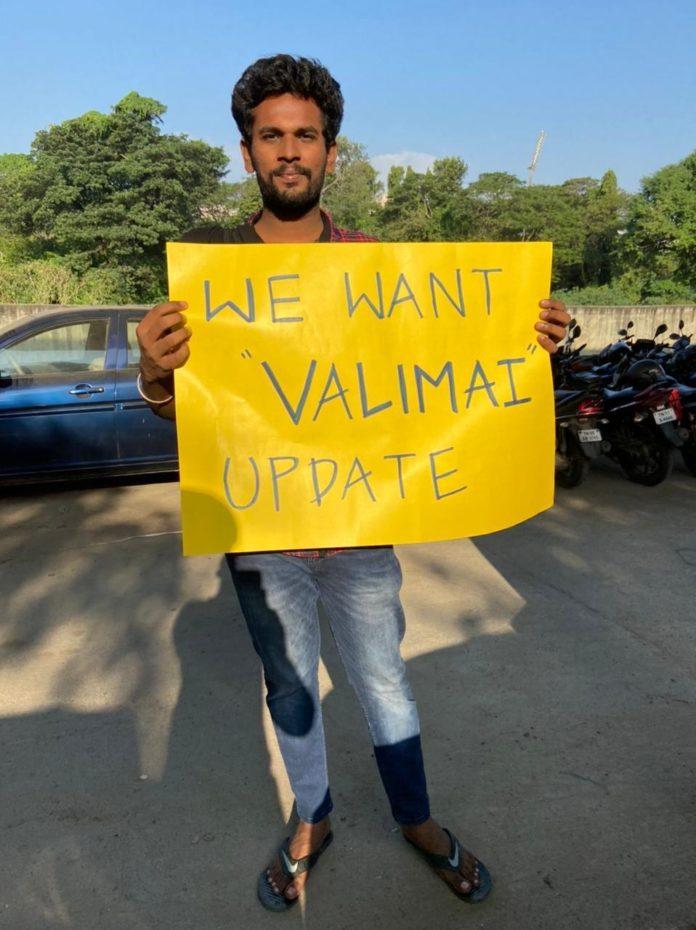 Valimai Update Chepauk Stadium