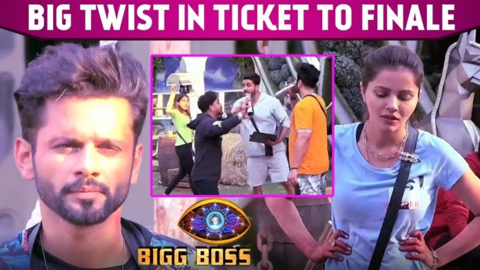 Bigg Boss 14 Ticket to finale
