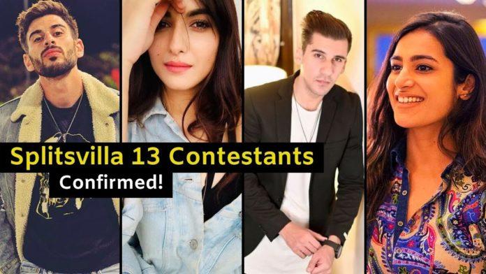 Splitsvilla X3 Contestants with photos