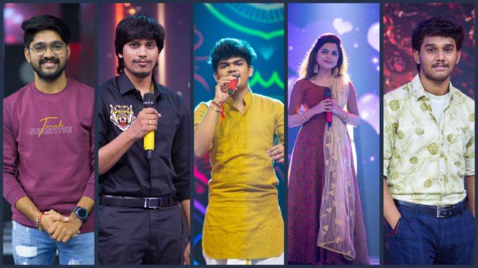 Zee Tv Sa re ga ma pa finale contestants