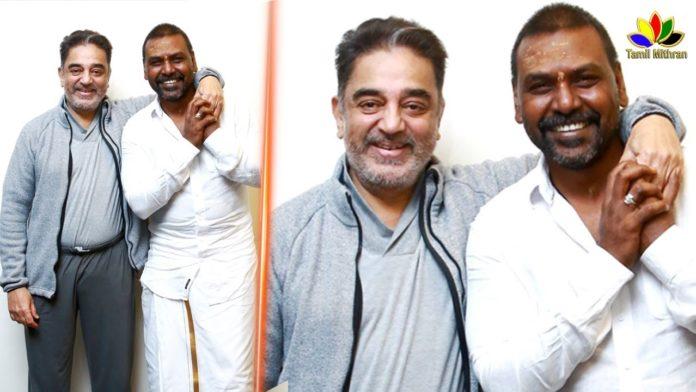 Raghava Lawrence Kamal Haasan Vikram