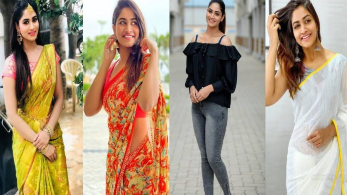 Shivani Narayanan latest glamorous photo