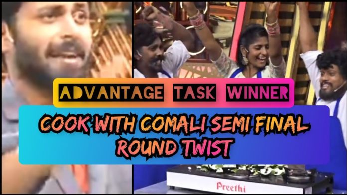 cook with comali 2 21st march finalists semi final task elimination