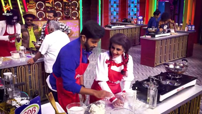 cooku with comali season 2 3rd march written update