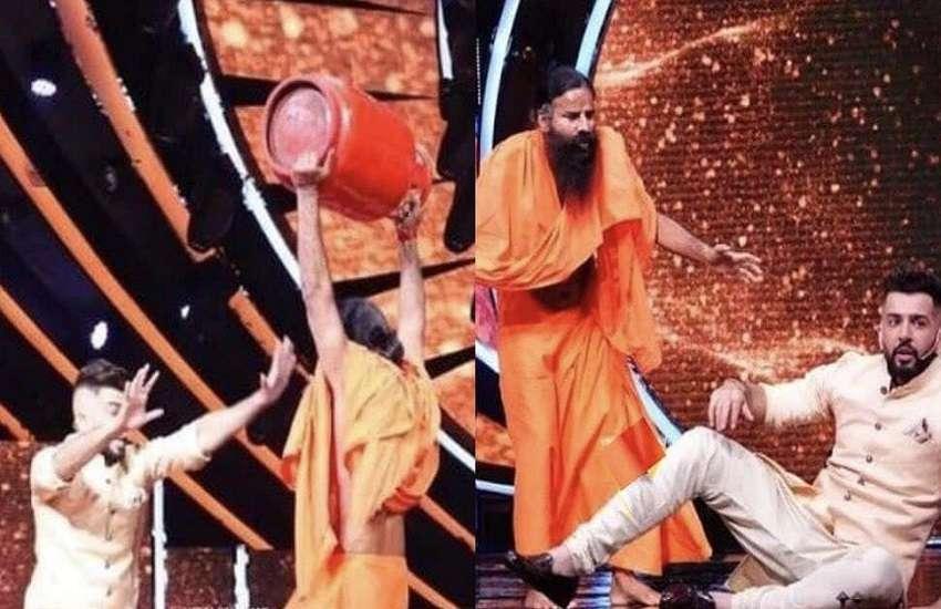 Baba Ramdev Indian Idol 12