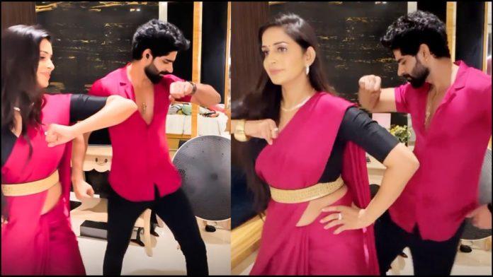 Bigg Boss Samyuktha Balaji dance