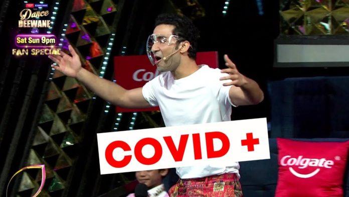 Dance Deewane 3 host raghav
