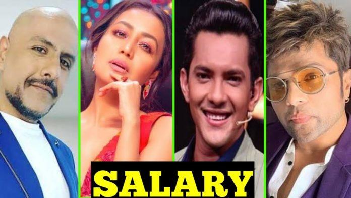 Indian Idol 12 Judges Salary