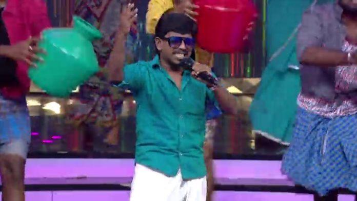 Puratchi Mani Super Singer 8 elimination