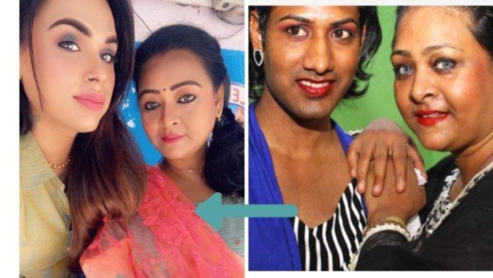 Shakeela daughter Mila Bigg Boss 5 Tamil