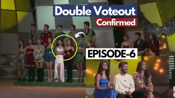 Splitsvilla X3 episode 6 vote out elimination this week