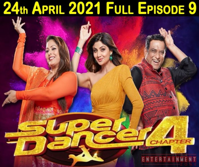 Super-Dancer-Chapter-4 grand premiere 24th april contestants list elimination
