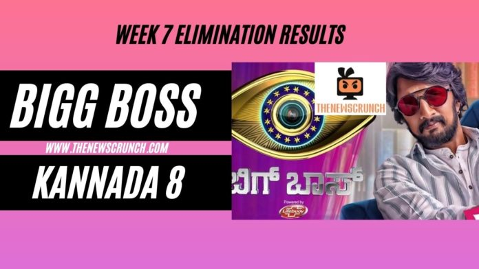 bigg boss kannada 8 eviction week 7