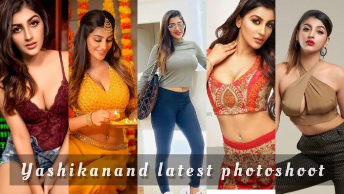 Yashika Anand latest photoshoot