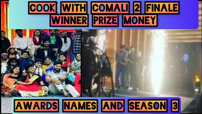 cooku with comali 2 special awards list winner updates