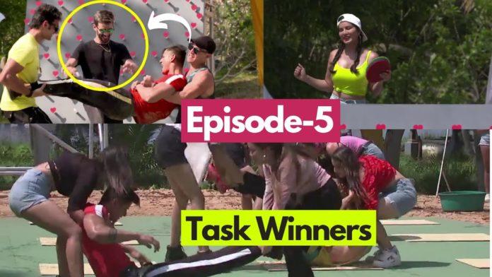 splitsvilla x3 episode 3 3rd april task winner elimination