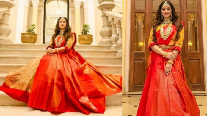 Actress Bhavana fat to fit journey