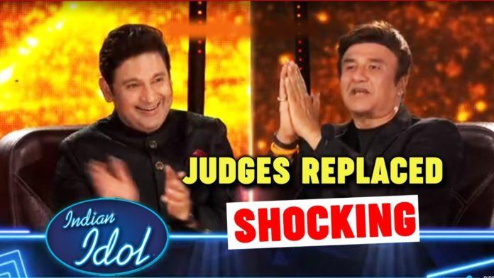 Anu Malik Indian Idol 12