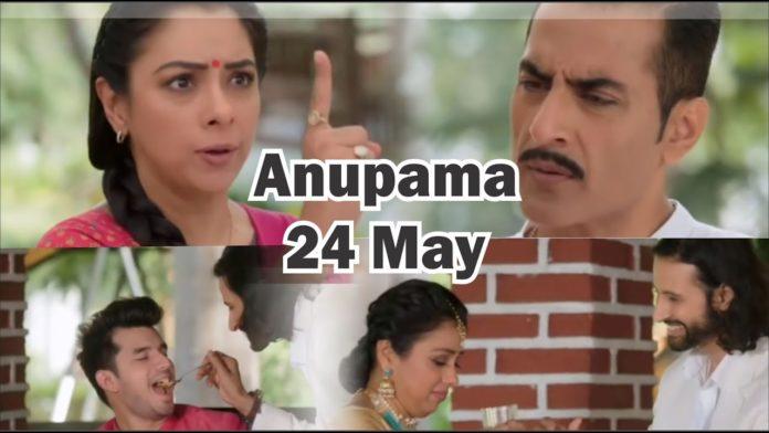 Anupama 24 May 2021