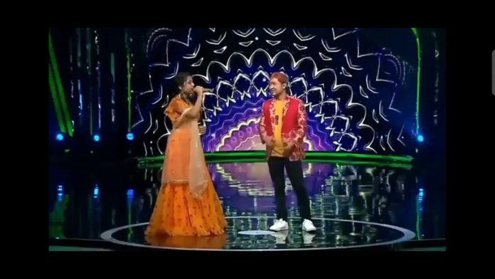 Arunita Pawandeep indian idol 12