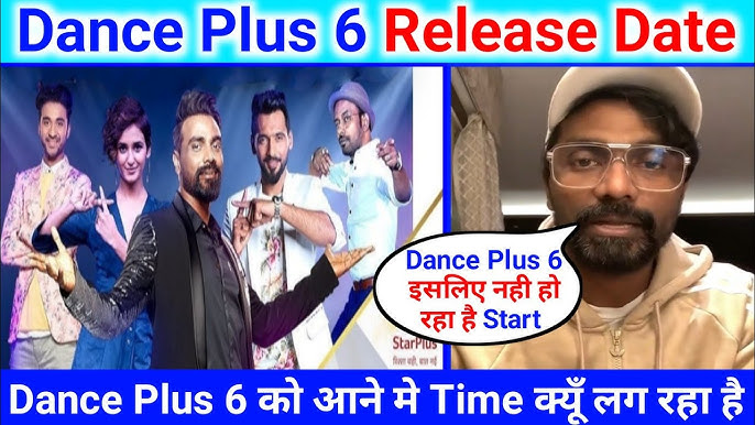 Dance Plus 6 start date