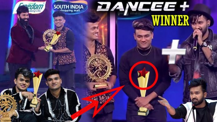 Dancee Plus Telugu Winner