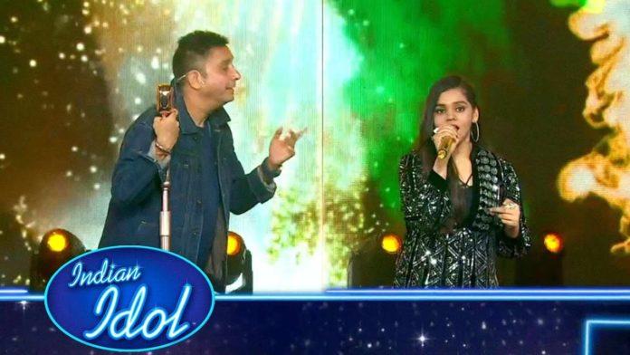 Indian Idol 12 Winner Shanmukha Priya