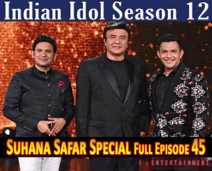 Indian-Idol-Season-12-1st-May-episode-elimination