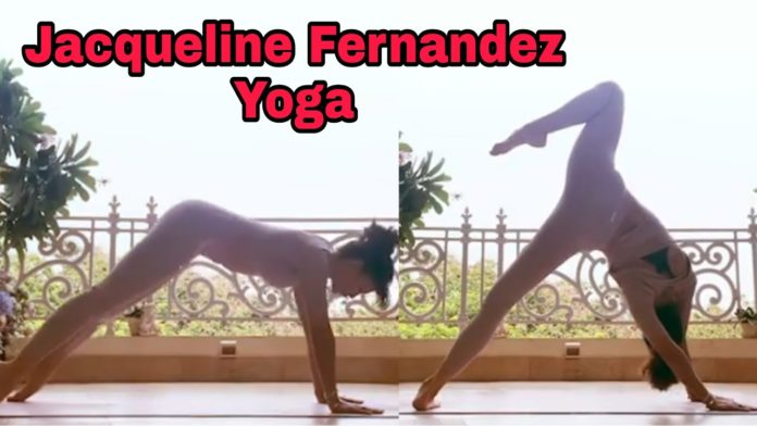 Jacqueline Fernanfez yoga