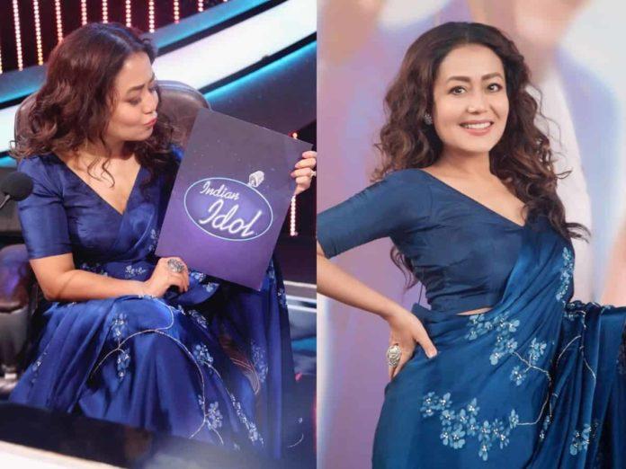 Neha Kakkar Indian Idol 12