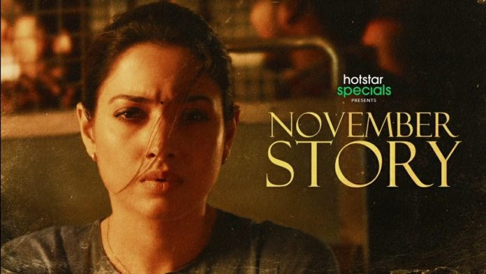 November Story web series review