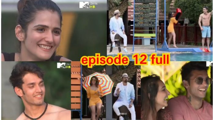 Splitsvilla X3 episode 12 task winner vote out elimination this week