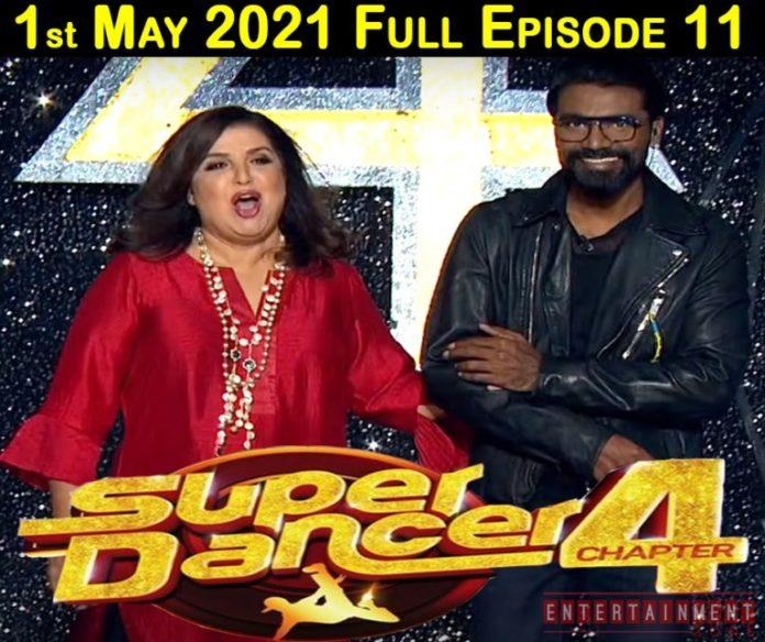 Super-Dancer-Chapter-4 1st may episode elimination updates